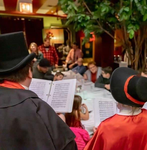 Photo of Carnivale's Santa Buffet Brunch