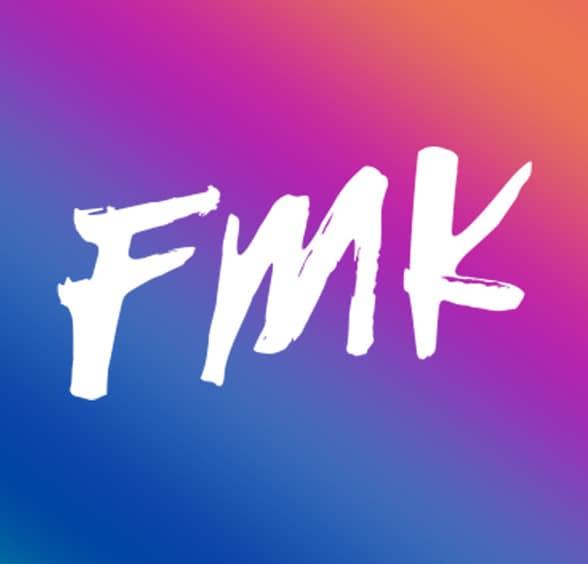 The FMK logo