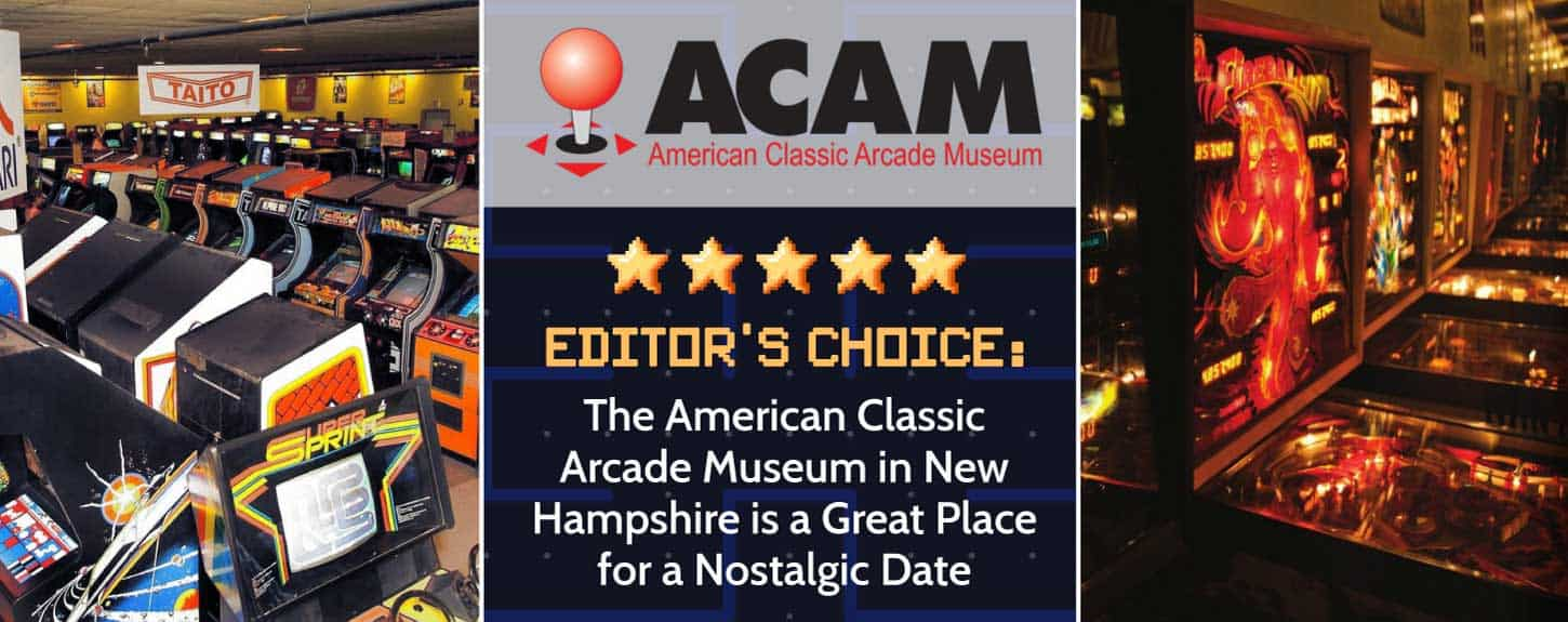American Classic Arcade Museum is Great for a Nostalgic Date
